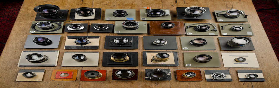 Large Format Lens Collection